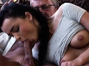Old person rough sex What would you prefer - computer or