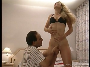Hot and wild porn sweetheart Stephanie B gets fucked in grotesque and hot orgasm
