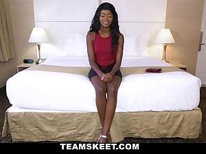 Kandie Monaee in Cookies And Special Cream - TeenyBlack